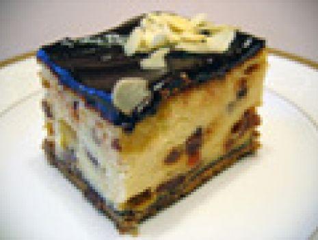 Przepis: Sernik z czekoladą