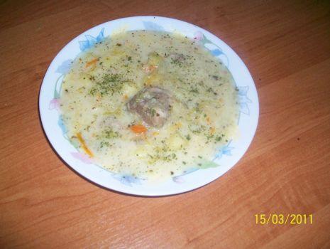 Przepis: Zupa Zarzucajka