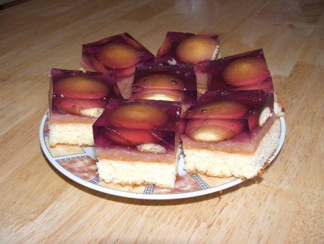 Przepis: Ciasto z biszkoptami