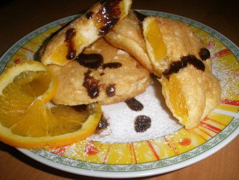 Przepis: Puszyste pomarańcze