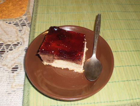 Przepis: Ciasto z dżemem