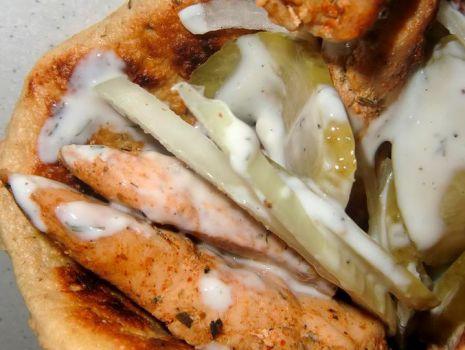 Przepis: Kebab Lili Dieta Dukana faza 1