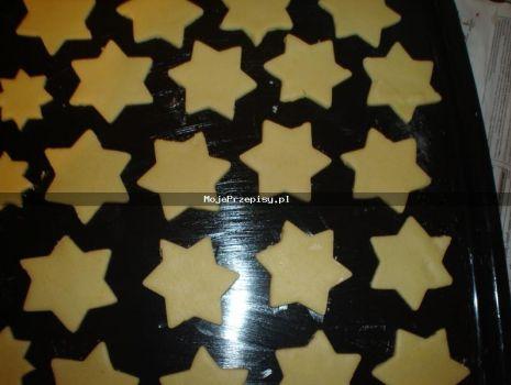 Przepis: ciasteczka gwiazdeczki