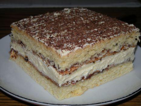 Przepis: Ciasto Wawelskie