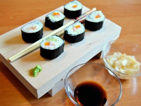 Przepis: Maki Sushi