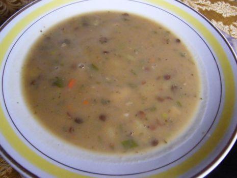 Przepis: Zupa z soczewicy