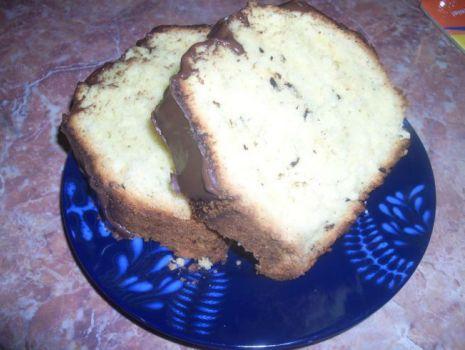Przepis: Ciasto kokosowe z czekoladą