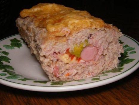 Przepis: Rolada mięsna z serem