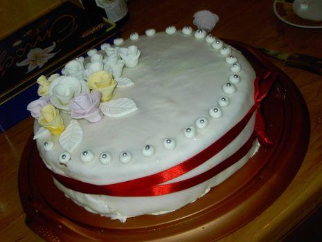 Przepis: Tort Urodzinowy.