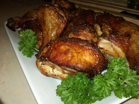 Przepis: Kurczak z marynaty
