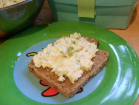 Przepis: Eko-pasta do chleba