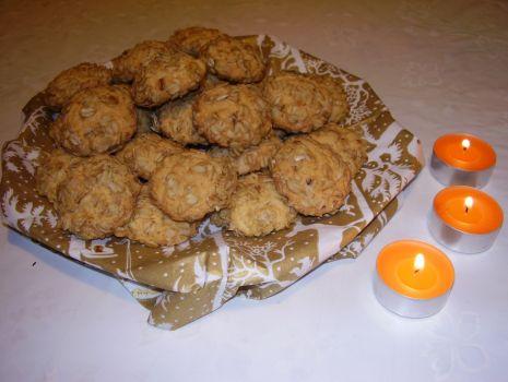 Przepis: Ciasteczka w płatkach