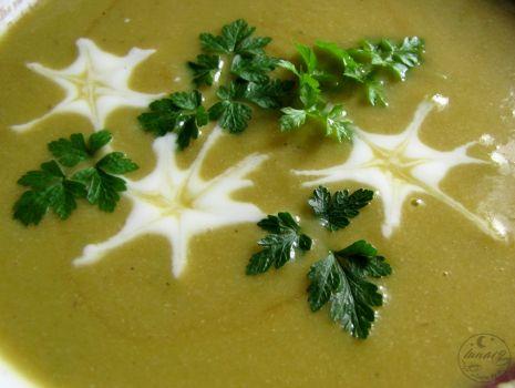 Przepis: Zupa krem cebulowa