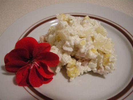 Przepis: Sałatka ryżowa