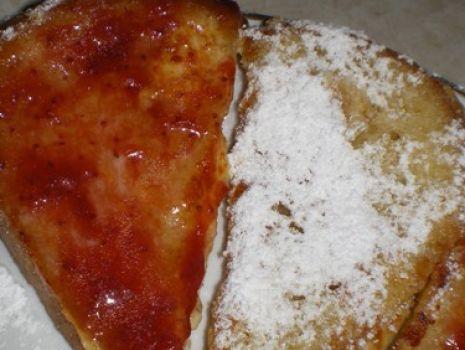 Przepis: Francuskie tosty na słodko