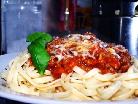 Przepis: sos pomidorowy pana kierownika