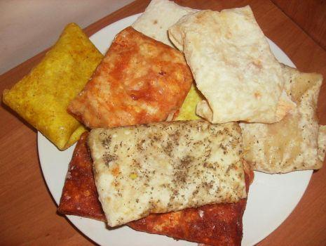 Przepis: Kolorowe tortille