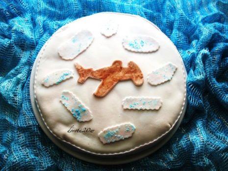 Przepis: Plastyczna masa cukrowa do dekoracji tortów