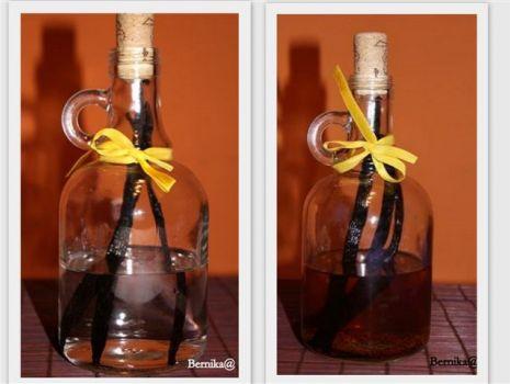 Przepis: Domowy ekstrakt waniliowy