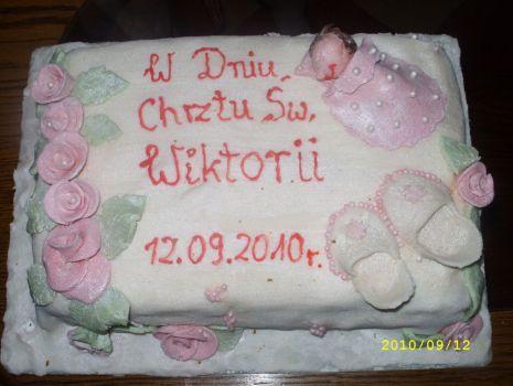 Przepis: śmietankowy tort