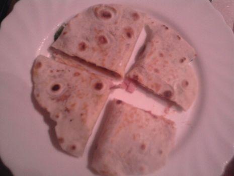 Przepis: Domowe Quesadillas na tortilli