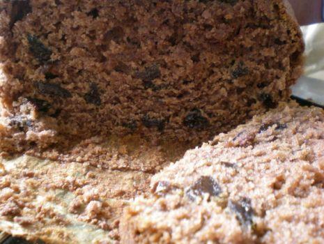 Przepis: ciasto czekoladowe ze sliwkami wg Grazyny