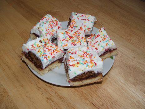 Przepis: Ciasto z bitą śmietaną