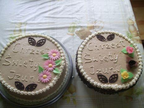 Przepis: tort cappucino
