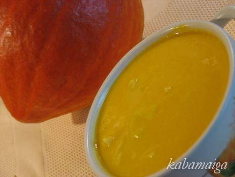 Przepis: Zupa dyniowa z łazankami