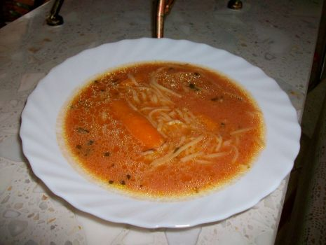 Przepis: pomidorowa