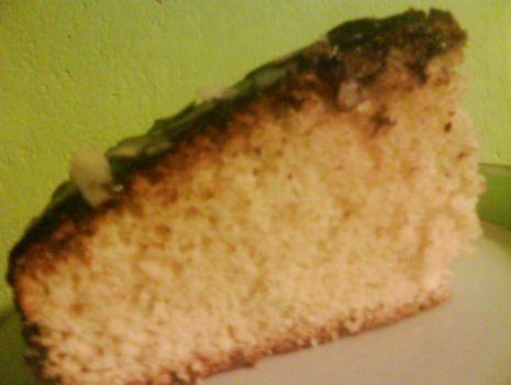 Przepis: Ciasto migdałowe