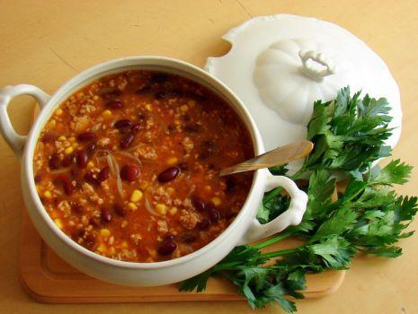 Przepis: Zupa meksykańska