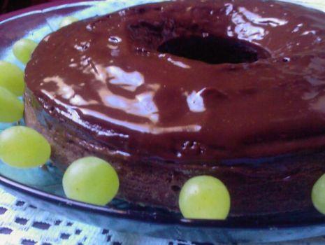 Przepis: Ciasto czekoladowe z colą