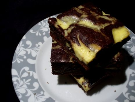 Przepis: Brownies.