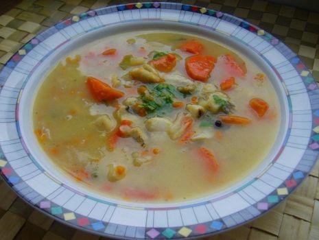 Przepis: Najlepsza zupa rybna mojej mamy