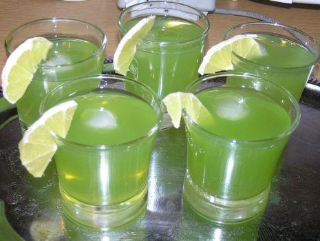 Przepis: Bahama drink