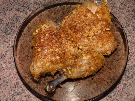 Przepis: Kurczak w panierce