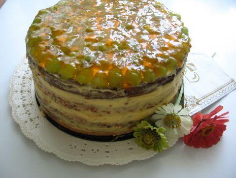 Przepis: Tort deserowy