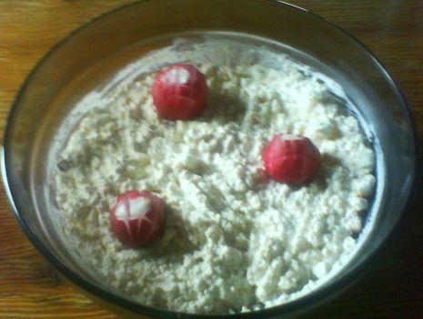 Przepis: pasta jajeczno-rzodkiewkowa
