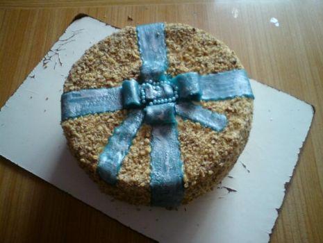 Przepis: tort na urodziny drugiego szwagra:P