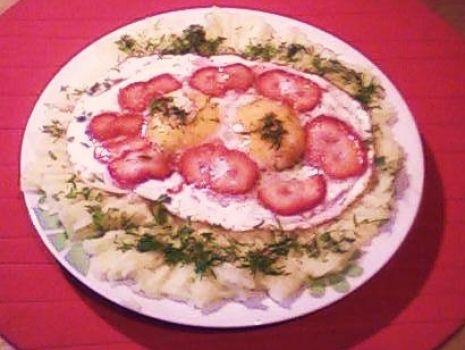 Przepis: Truskawki na jajkach... Nowy Pomysł na Obiad