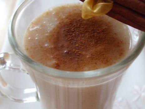 Przepis: Koktajl mleczno - bananowy