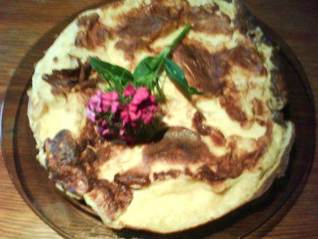 Przepis: omlet- wersja podstawowa