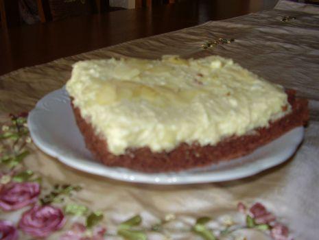 Przepis: Ciasto z twarogiem