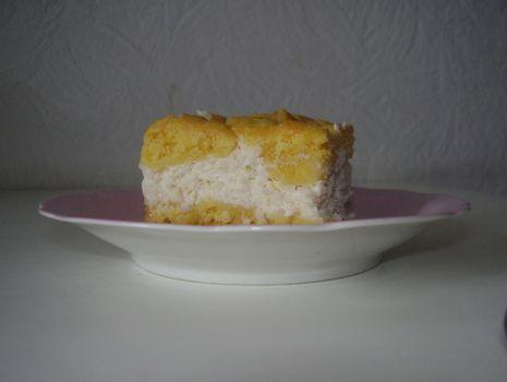 Przepis: Ciasto kokosowe