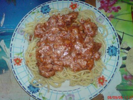 Przepis: Spaghetti Bolognese