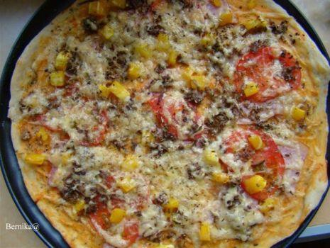Przepis: Pizza wg Kamili