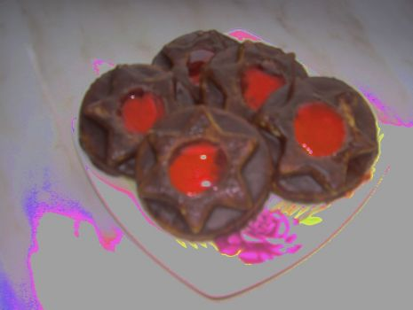 Przepis: Pyszne ciasteczka
