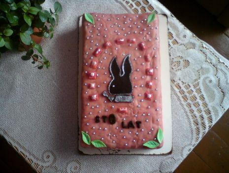 Przepis: Tort z króliczkiem