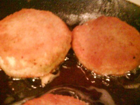 Przepis: Camembert smażony